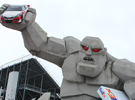 Bear Hollow at Monster Mile NASCAR Race
