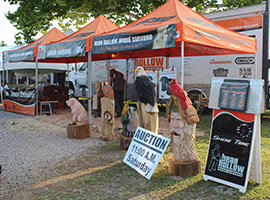 Bear Hollow Wood Carver Show