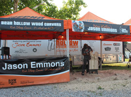 Jason Emmons Chainsaw Carving Demonstration